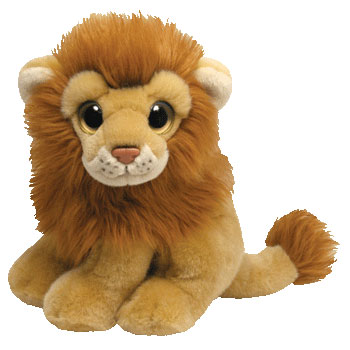 lion  Push Toy