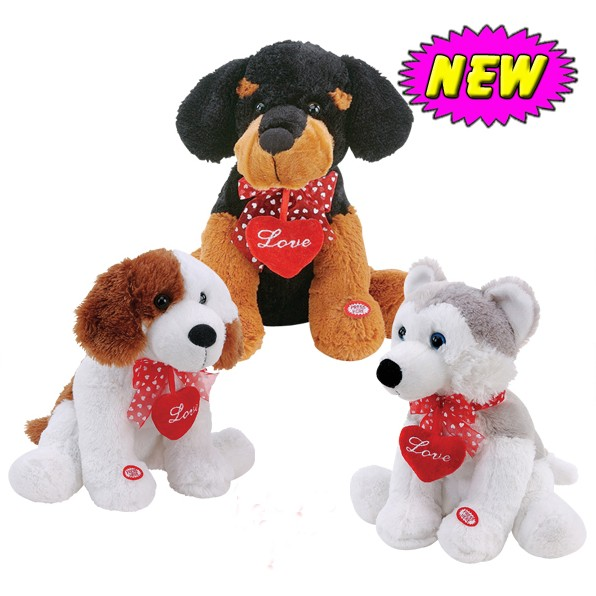 Valentine S Day Dog Toys : Valentine s day plush toys all products quality disney