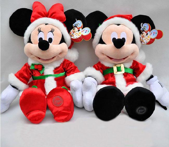 Christmas Toys Disney : Christmas disney mickey mouse plush toys quality