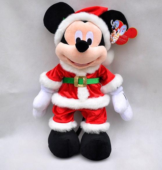 Christmas Disney Mickey Mouse Plush Toys Disney Plush Toy
