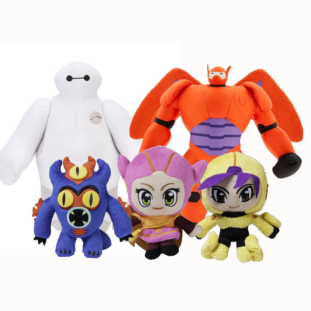 Big Hero 6 Baymax Collection Plush toys